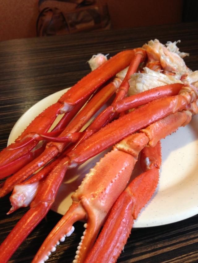 Crabby Legs.